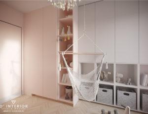 Projekt mieszkania dziecięcego