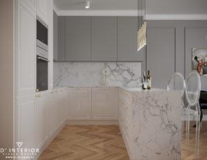 Projekt aneksu kuchennego w domu