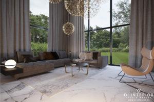 Projektowanie salonu w Gdyni