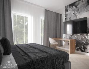 Sypialnia w Trójmieście