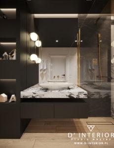Aranżacja łazienki Gdynia