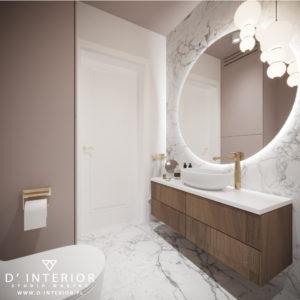 Aranżacja łazienki Gdańsk