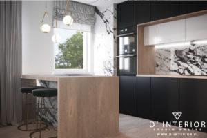 Projekt kuchni w Gdyni