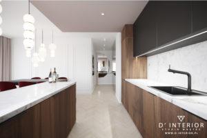 Projekt kuchni Gdańsk
