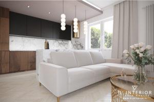 Projekt salonu Gdańsk