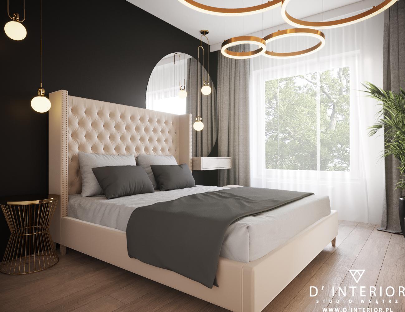 Aranżacja sypialni Gdynia
