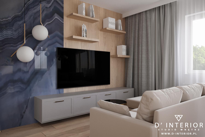 Projekt salonu w Gdańsku Heliosa