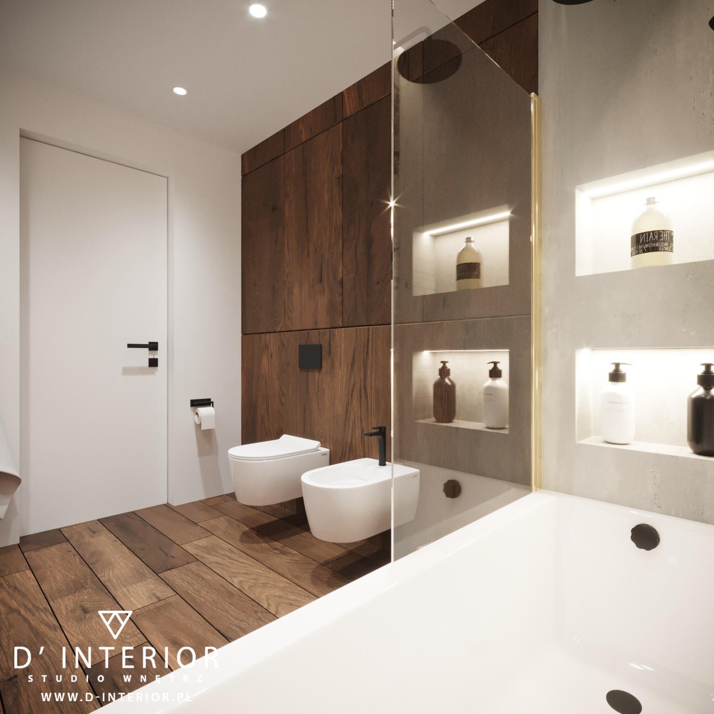 Aranżacja łazienki Warszawa Bemowo